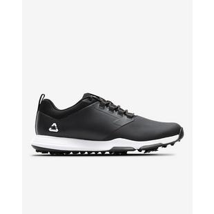 Men's Ringer Spiked Golf Shoe - Black