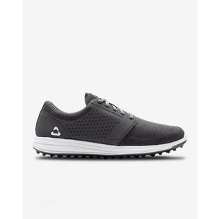 Chaussures Money Maker sans crampons pour hommes - Blanc/Gris