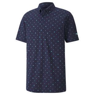 Men's Pique P Short Sleeve Polo