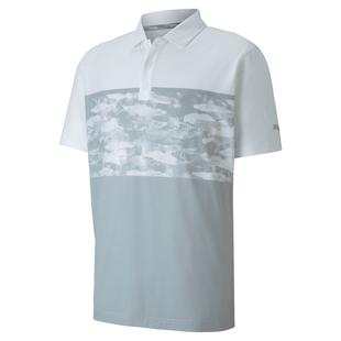 Polo Camoblock pour hommes