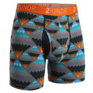 Men's Swing Shift Boxer Brief - Aztec