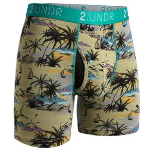 Men's Swing Shift Boxer Brief - Cast Away