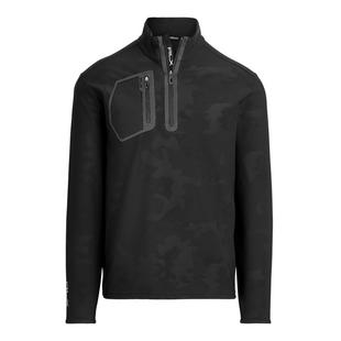 Men's Lux Jacquard Jersey Pullover