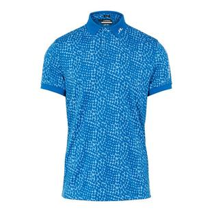 Men's Tour Tech Reg Graphic Short Sleeve Polo