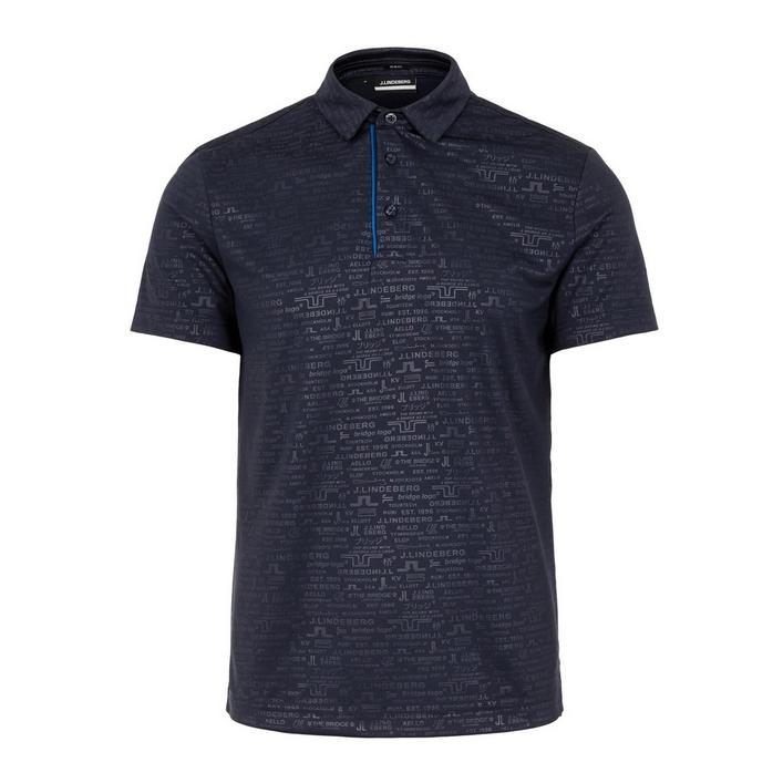 Men's Pine Slim Fit Short Sleeve Polo
