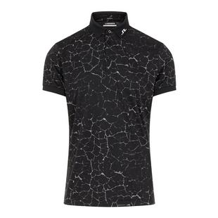 Men's KV Regular Fit Print Short Sleeve Polo