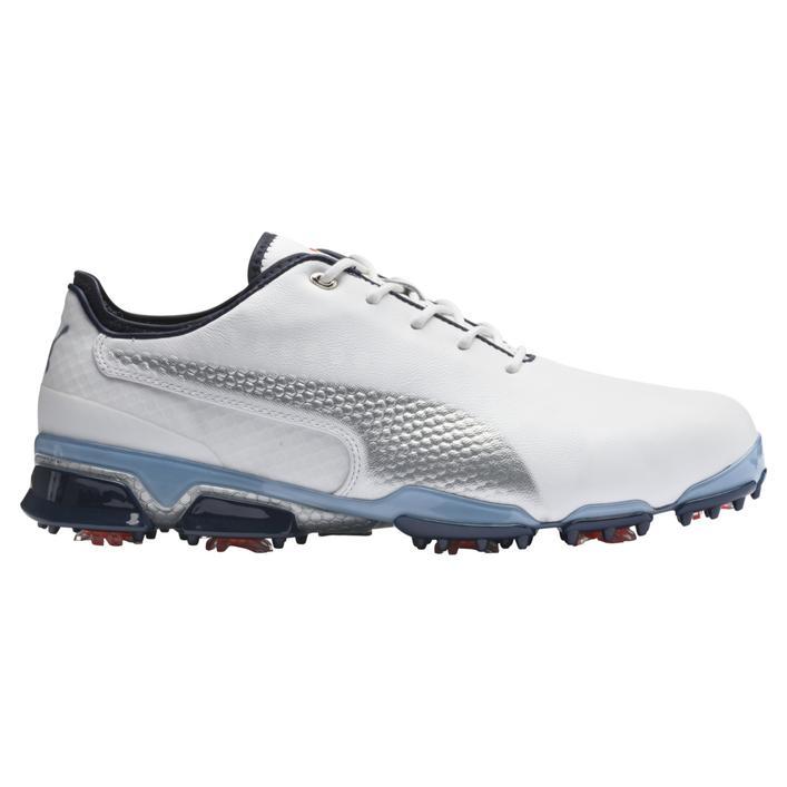 Men's Ignite Pro Adapt Palmer Spiked Golf Shoe - White/Navy