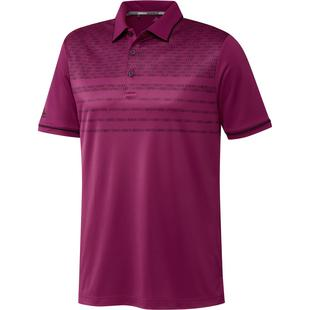 Men's Core Novelty Short Sleeve Polo