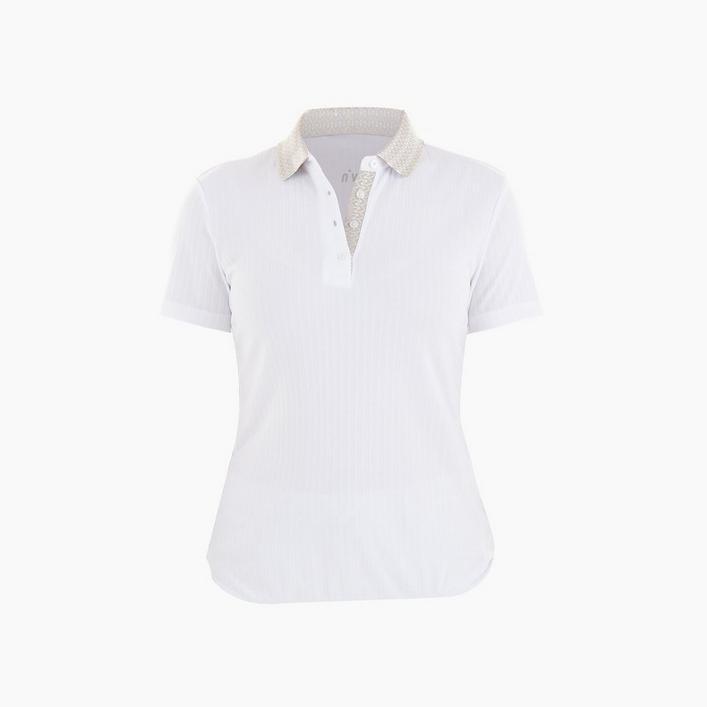 Women's Birdy Short Sleeve Polo