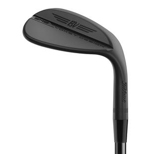 SM8 All Black Limited Edition Wedge with Steel Shaft