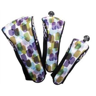 Geo Mix 3 Pack Headcovers