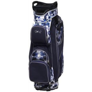 Indigo Poppy Cart Bag
