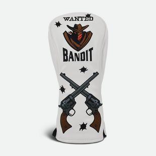 Couvre-bâton pour bois d'allée Bandit