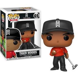 Funko Pop! Golf: Tiger Woods
