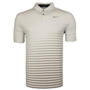 Men's Dri-Fit Vapor Stripe GRFX Short Sleeve Polo