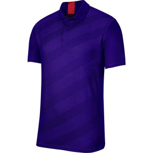 Men's TW Dri-Fit Stripe Short Sleeve Polo