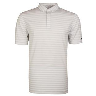 Men's Dri-Fit Player Stripe Short Sleeve Polo
