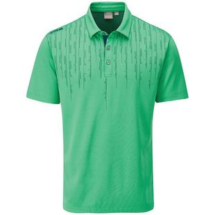 Men's Carbon Short Sleeve Polo