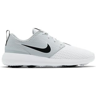 Chaussures Roshe G sans crampons pour hommes - Blanc/Gris/Noir