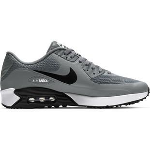 Chaussures Air Max 90 G sans crampons pour hommes - Gris/Noir