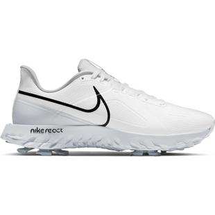 Chaussures React Infinity Pro à crampons pour hommes - Blanc