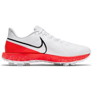 Men's React Infinity Pro Spiked Golf Shoe - White/Red