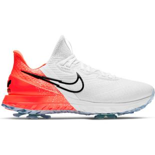 Chaussures Air Zoom Infinity Tour à crampons pour hommes - Blanc/Rouge