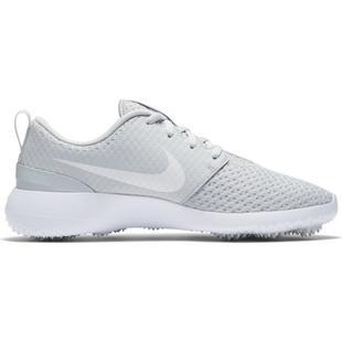Chaussures Roshe G sans crampons pour femmes - Gris pâle/Blanc