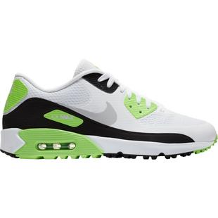 Men's Air Max 90 G Spikeless Golf Shoe - White/Grey/Green