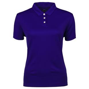 Women's Victory Textured Short Sleeve Polo
