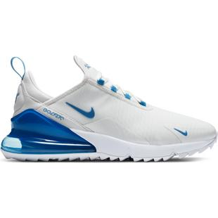 Men's Air Max 270 G Spikeless Golf Shoe - White/Blue