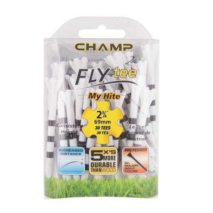 Zarma FLYtee 2 3/4 Inch Tees (30 Count)