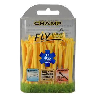 Tés FLYtee - 3,25 po (Paquet de 25)