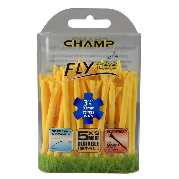 FLYtee 3 1/4 Inch (25 Count)