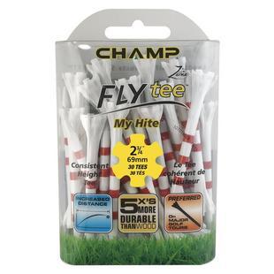 FLYtee My Hite 30 Pack - 2-3/4 Inch