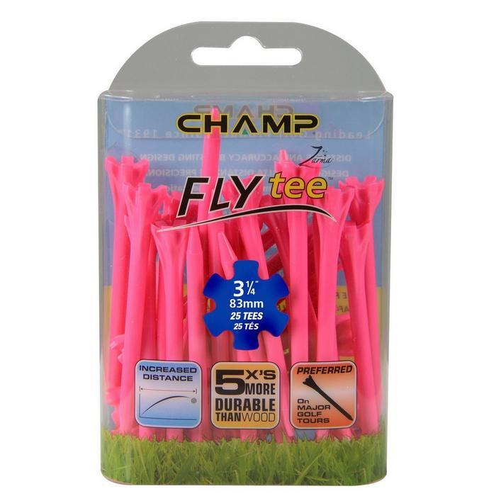 FLYtee 2 3/4 Inch Tees (25 Pack)
