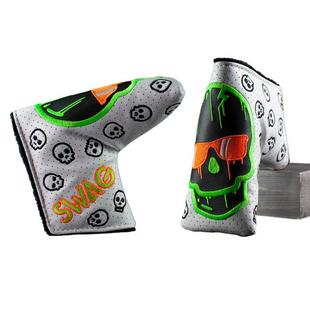 Atomic Skull Blade Putter Headcover