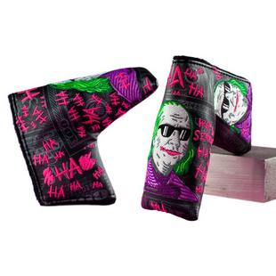 Midnight Defaced Franklin Blade Putter Headcover