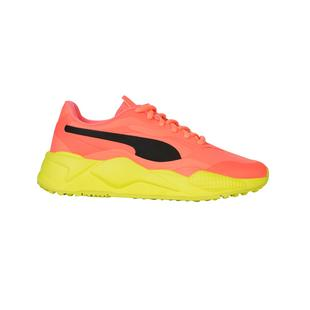 Men's RS-G Rise Up Spikeless Golf Shoe - Yellow/Orange/Black
