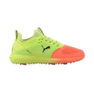 Chaussures Ignite ProAdapt Caged Rise Up à crampons pour hommes - Jaune/Orange/Noir