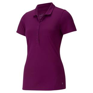 Women's Rotation Short Sleeve Polo