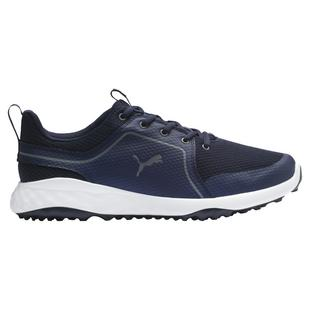 Men's Grip Fusion Sport 2.0 Spikeless Golf Shoe - Navy