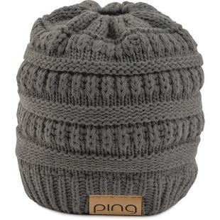 Women's Ponytail Knit Beanie