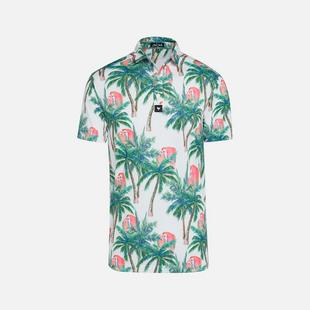 Men's Island Hopper Short Sleeve Polo