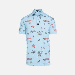Men's The Drive-In Short Sleeve Polo