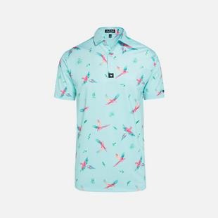 Men's Macaw Short Sleeve Polo