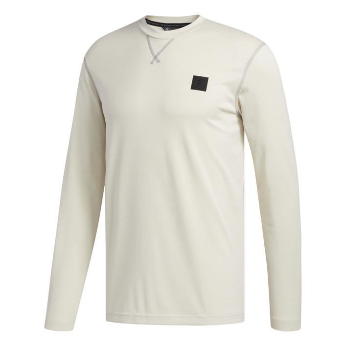 Men's adiCross No Show Long Sleeve Shirt