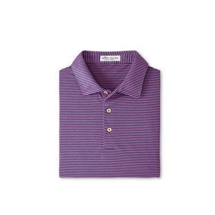Men's Grace Stripe Short Sleeve Polo