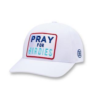 Men's Pray For Birdies Snapback Cap