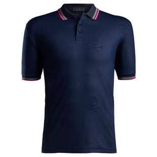 Men's Killer Embossed Short Sleeve Polo